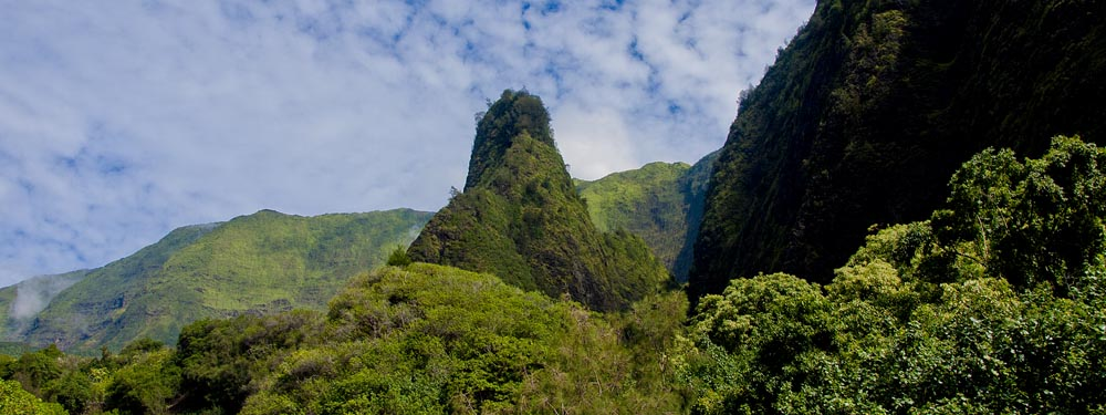 Iao Valley - Central Maui
