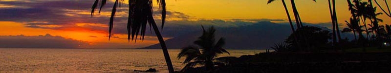 Maui's Best Sunset Beaches - Charley Young Beach
