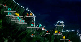 road to Hana Map Image