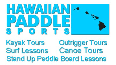 Hawaiian Paddle Sports Ad