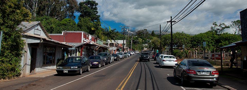 Makawao Town | Maui Guidebook